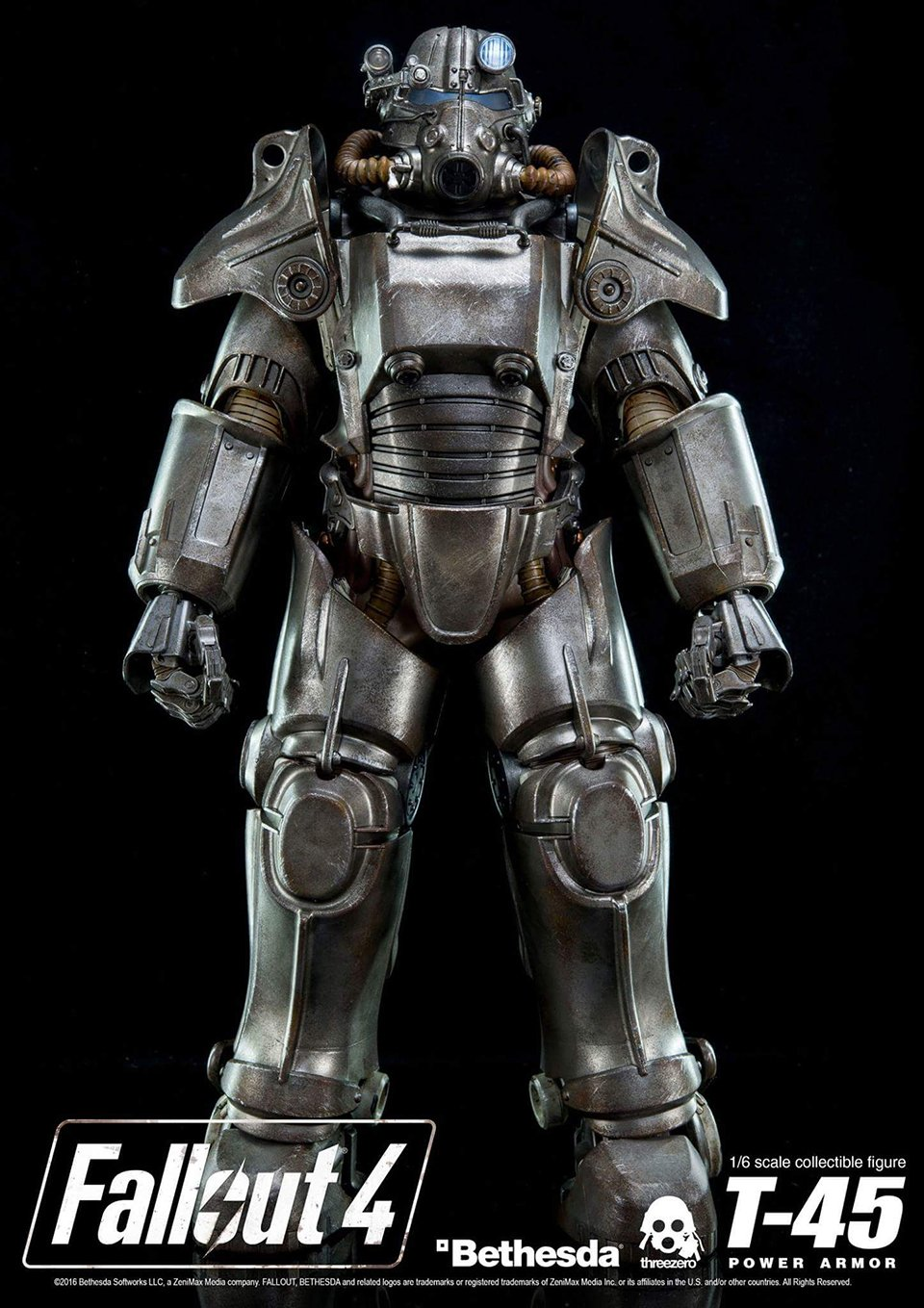 Fallout 4 T-45 Action Figure