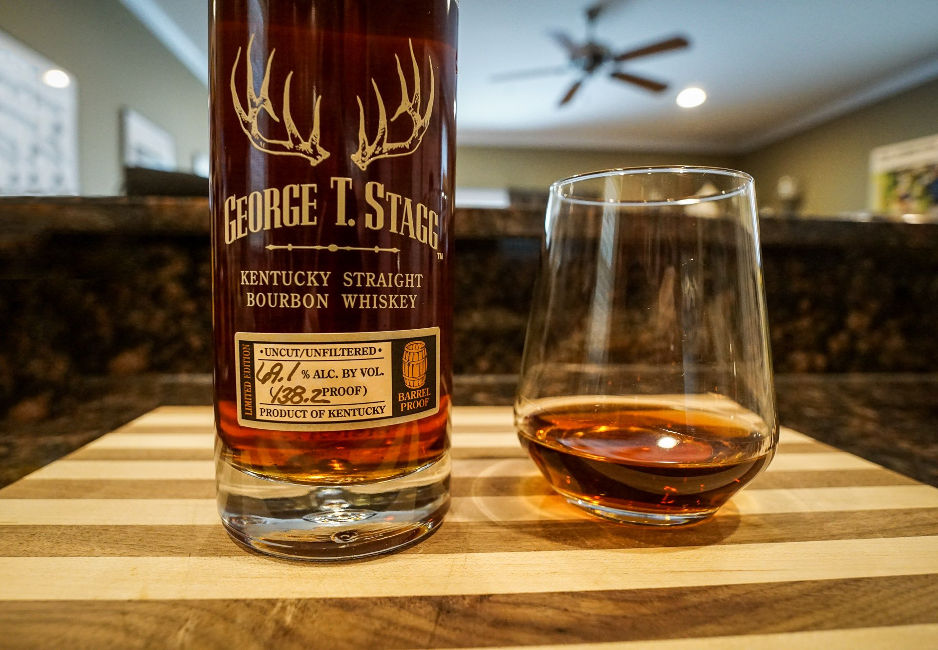 George T. Stagg Whiskey