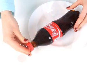 Gummy Coke Bottle