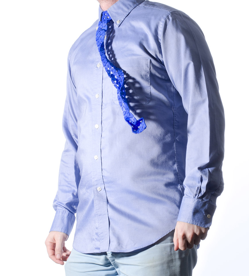 Kinematics 3D Printed Ties