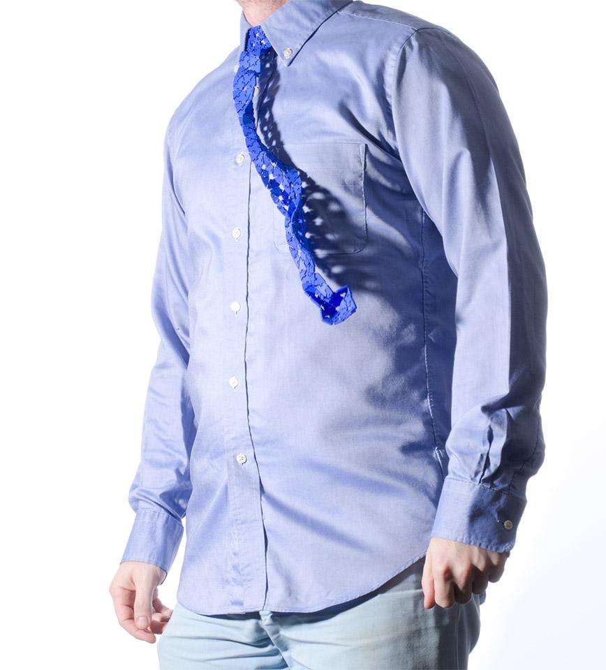 Kinematics 3D Printed Ties