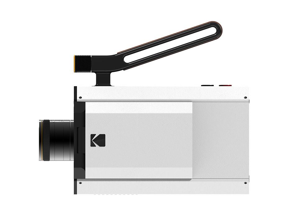 Kodak Super 8 Camera