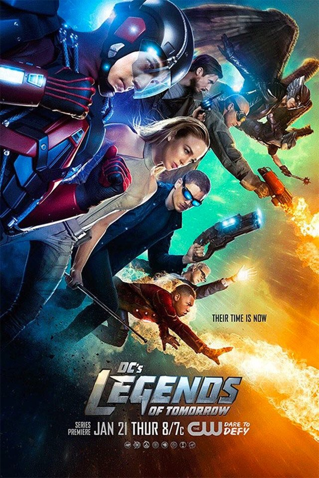 Legends of Tomorrow (Trailer)