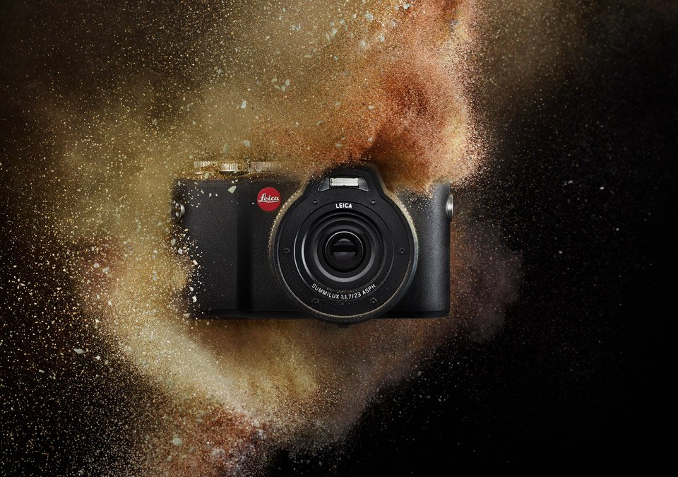 Leica X-U Adventure-Proof Camera
