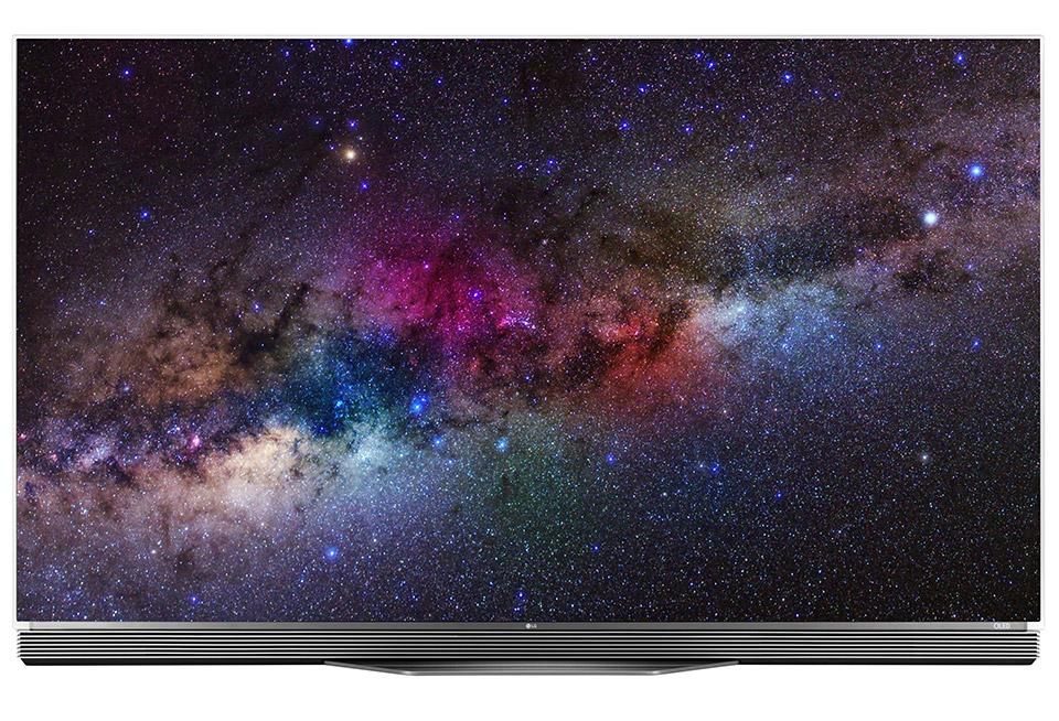LG 4K OLED TVs w/HDR