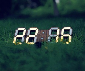 MagicTime LED Clock