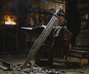 Making Pyramid Head's Great Knife