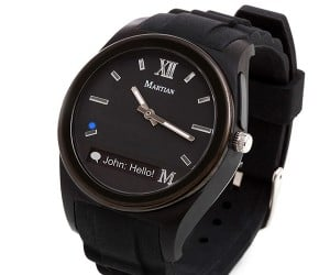 Deal: Martian Notifier Smartwatch