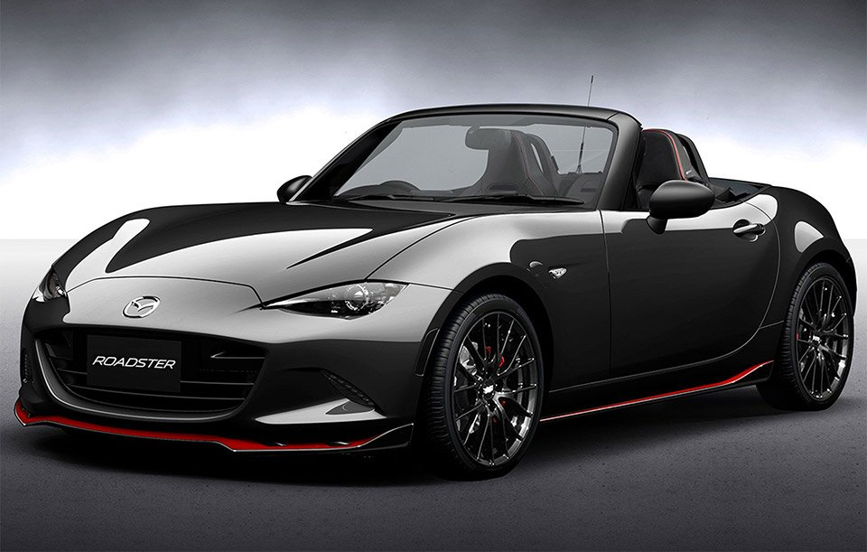mazda mx 5 rs racing concept the awesomer. Black Bedroom Furniture Sets. Home Design Ideas