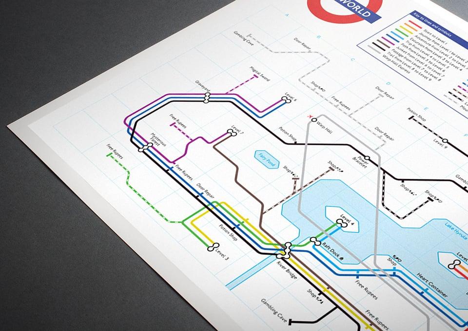 NES Subway Maps