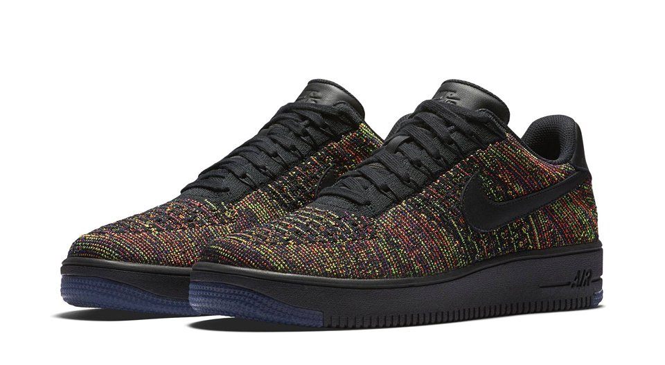 new styles 93ebb 80459 Nike Air Force 1 Flyknit