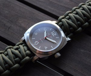 Deal: Paracord Watches