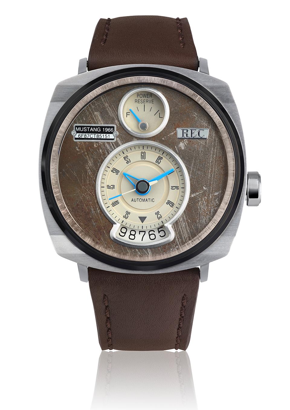 REC P-51 Watch