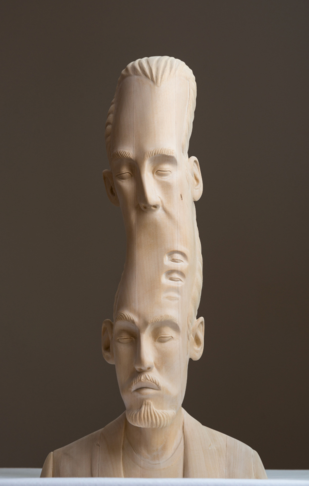 Paul Kaptein's Sculptures
