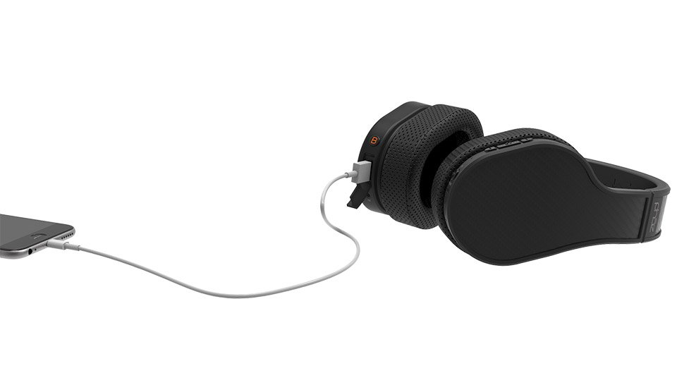 Phāz P5 Digital Headphones