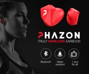 Phazon Wireless Earbuds