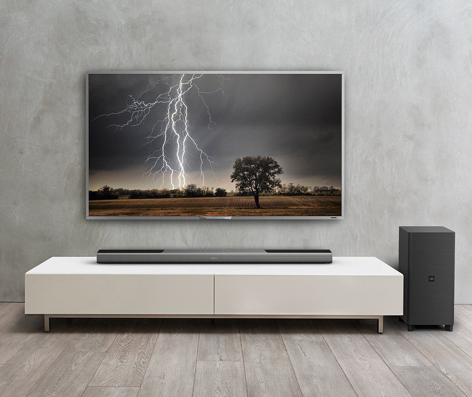Philips Fidelio Atmos Soundbar