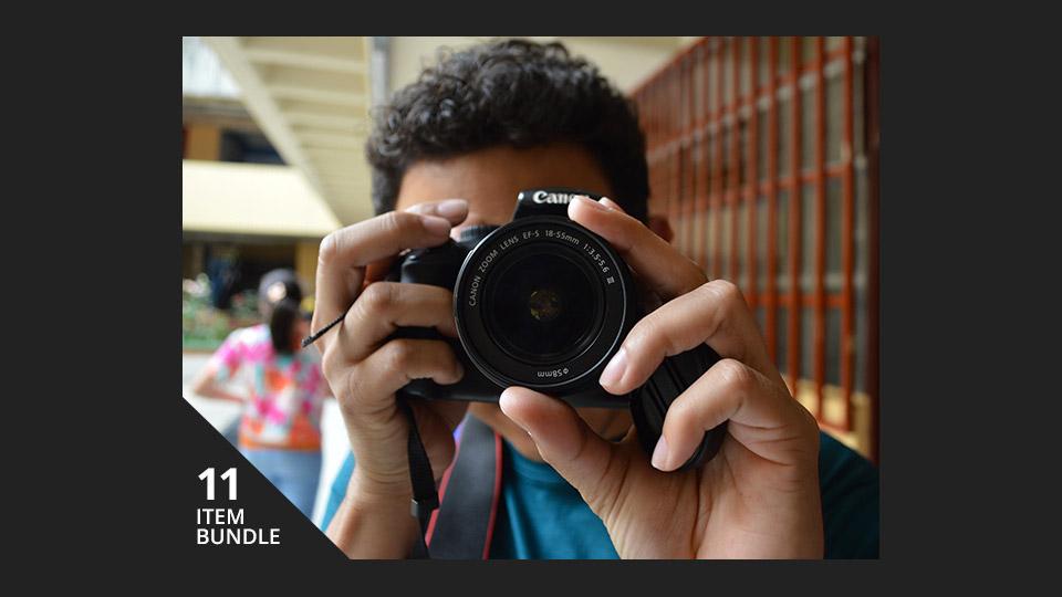 Deal: Expert Photography Bundle
