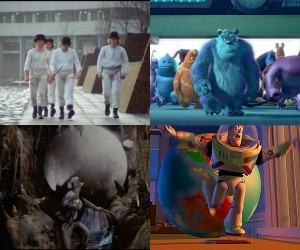 Pixar's Tributes to Cinema