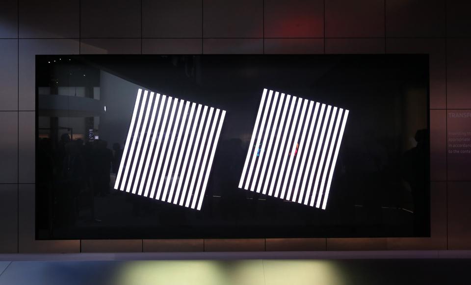 Samsung Modular Display Concept