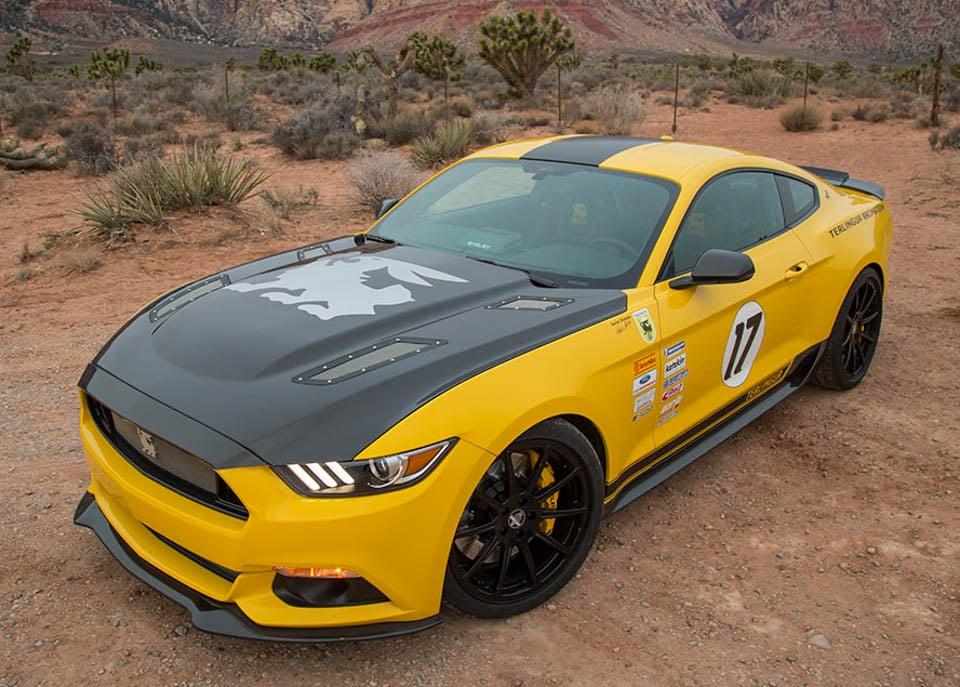 2015-16 Shelby Terlingua Mustang