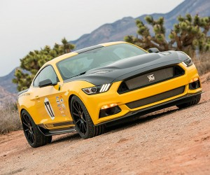 2015-16 Shelby Terlingua Mustang