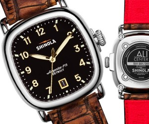 Shinola Muhammad Ali Center Watch
