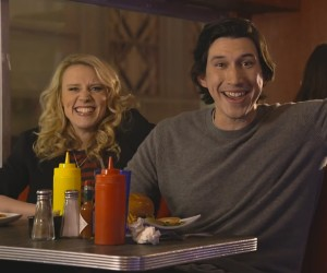 SNL: Adam Driver at the Diner