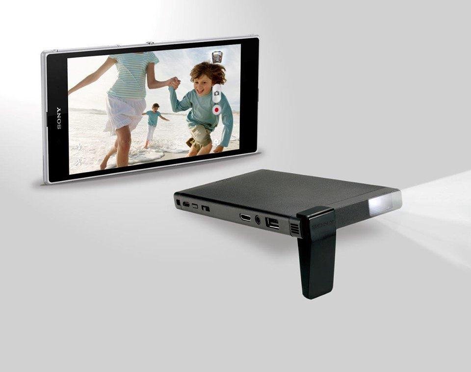 Sony MP-CL1 Pico Projector
