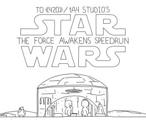 The Force Awakens Speedrun