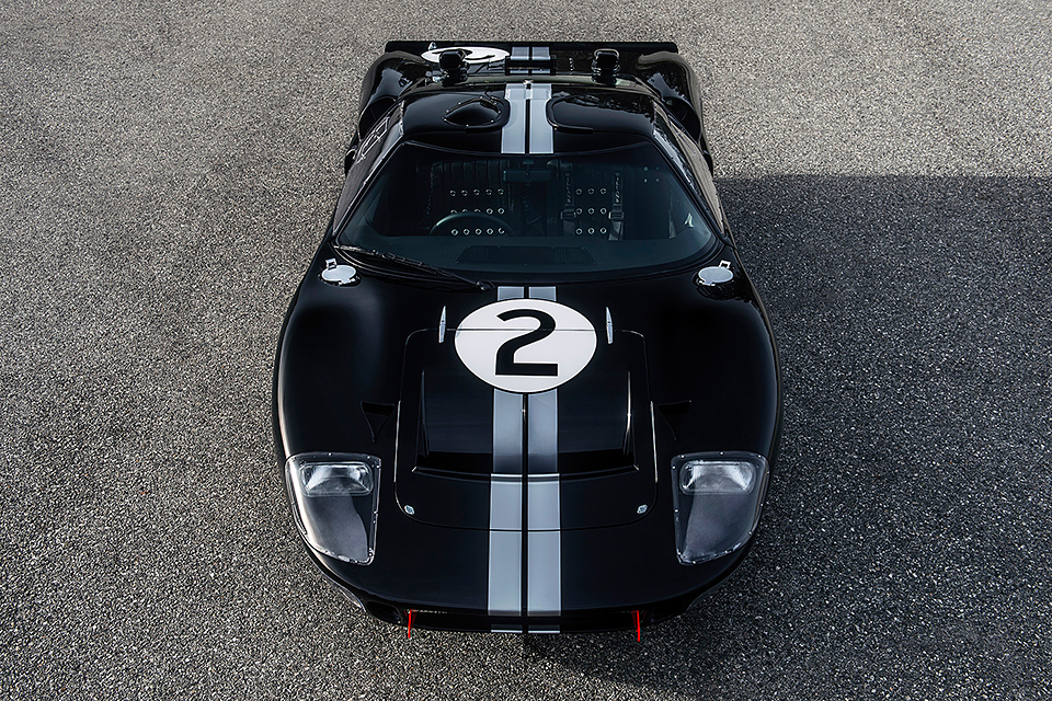 50th Anniversary Ford GT40 Mk.II