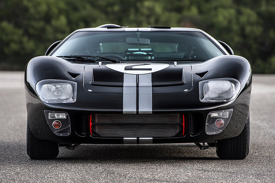 50th anniversary ford gt40 mkii