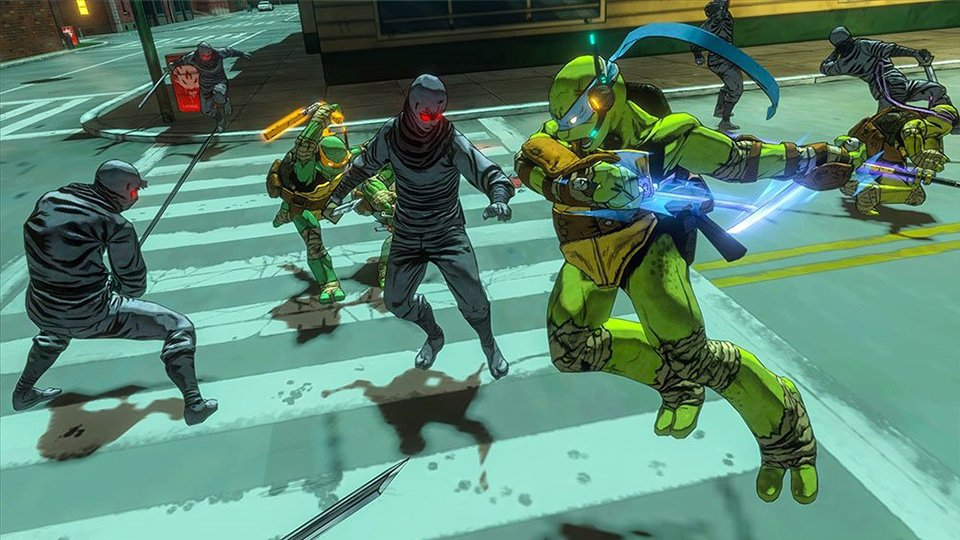 TMNT: Mutants in Manhattan (Trailer)