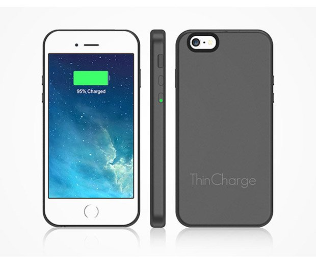 Deal: ThinCharge iPhone Battery Case