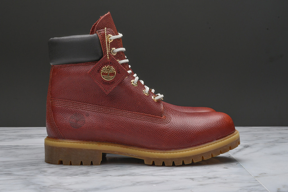 Timberland x Horween Football Boot