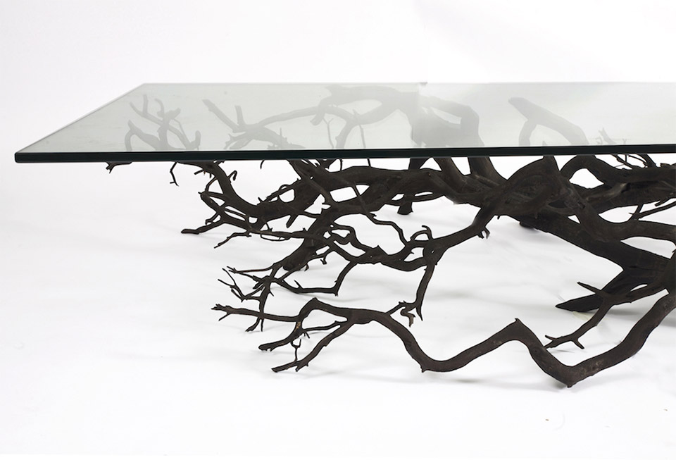 Tree Branch Furniture
