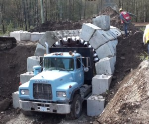 The Tunnel Zipper Truck