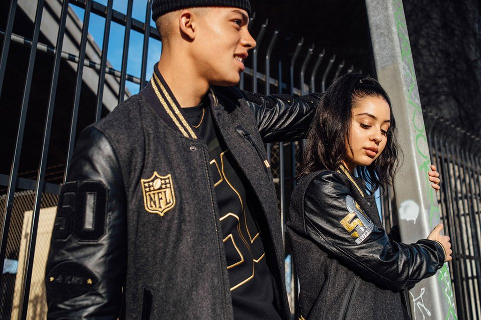Undefeated x Nike Super Bowl 50