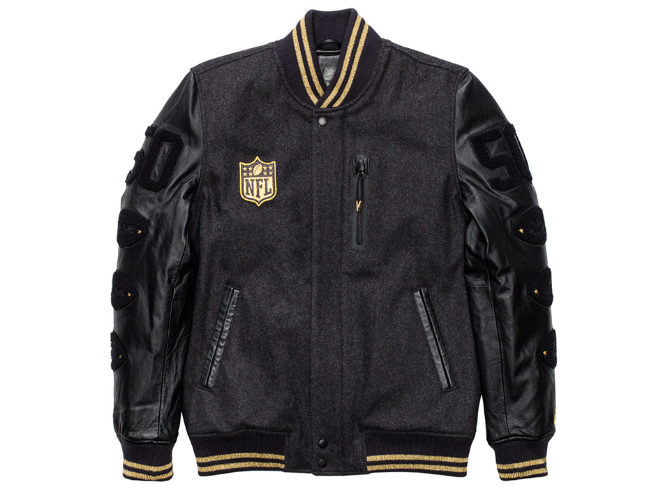 timeless design 246f9 be457 Undefeated x Nike Super Bowl 50