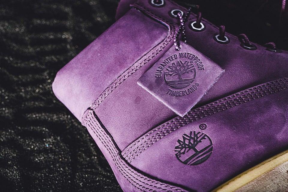 Villa x Timberland Purple Diamond