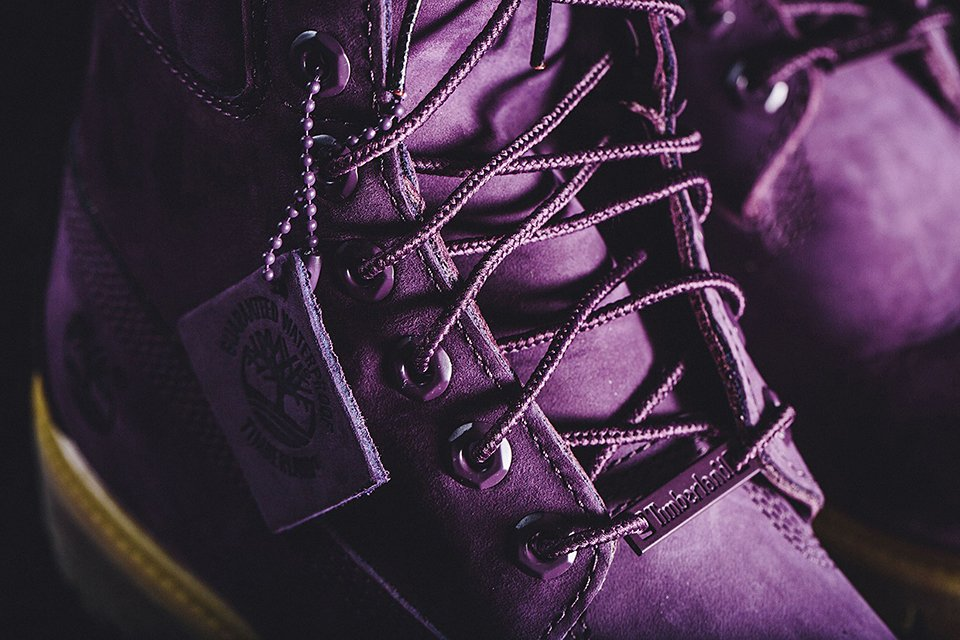 Villa x Timberland Purple Diamond