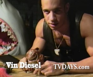 Vin Diesel Selling Action Figures