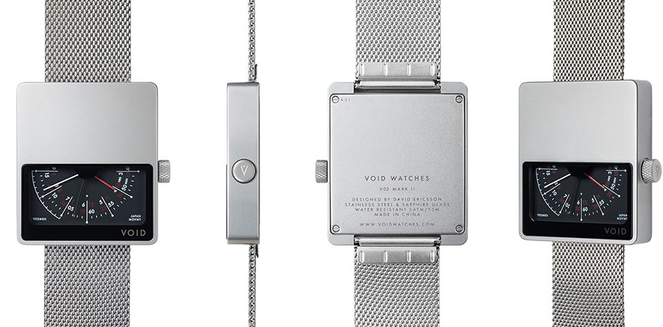 Void V02 Mk.II Watch