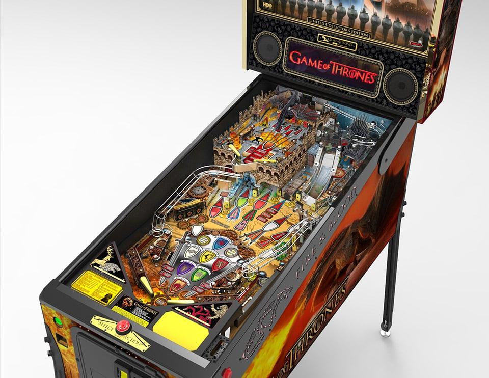 Win a Stern Pinball Machine