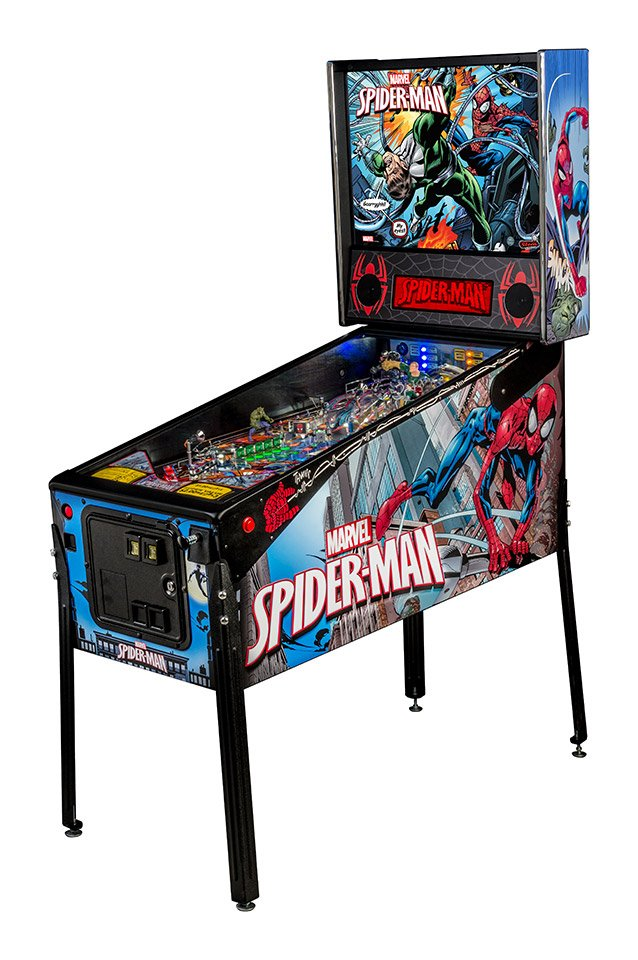Win a Stern Pinball Machine