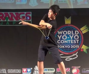 Amazing Yo-Yo Kid