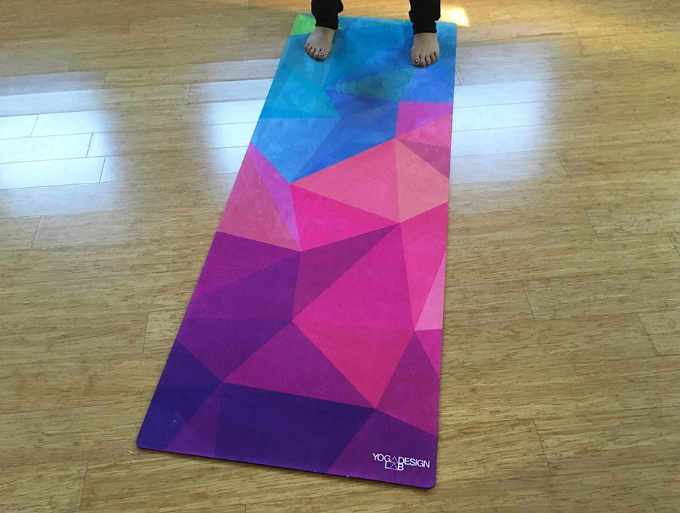 Yoga Design Lab Combo Mat The Awesomer