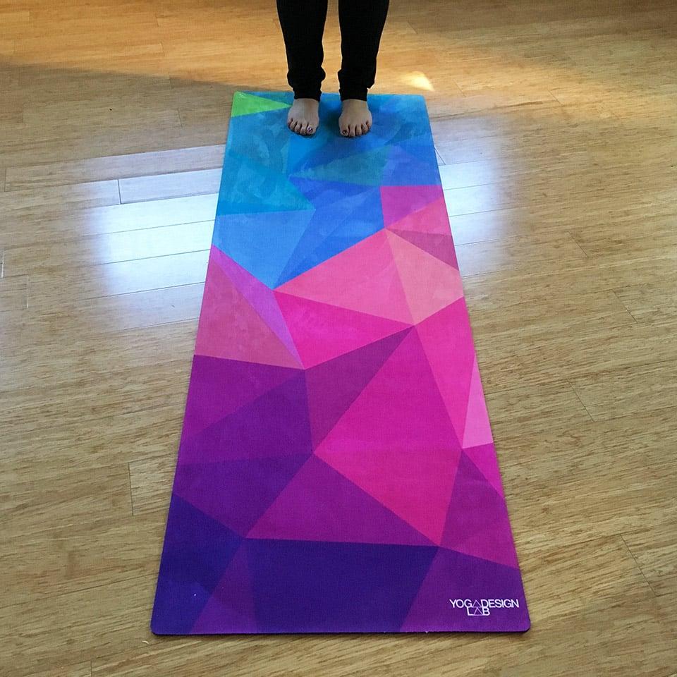 Yoga Design Lab Combo Mat
