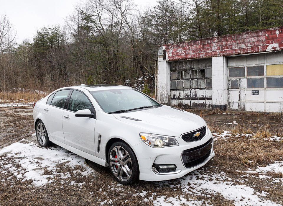 Chevy SS: Chicago to Daytona