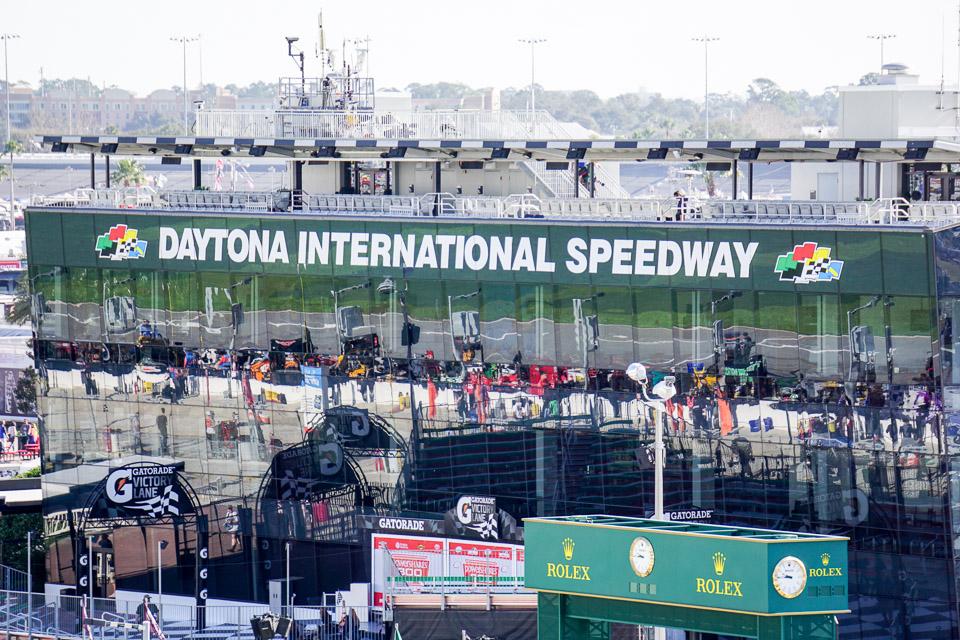 Chevy SS: Chicago to Daytona